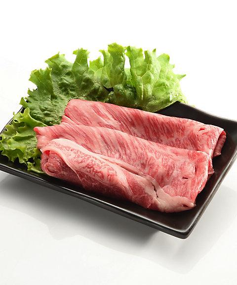 国産黒毛和牛 肩ロースすき焼き、焼肉用【三越・伊勢丹/公式】