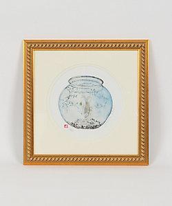 Joanne Isaac/ジョアン・アイザック 「Gold Fish Bowl 1」