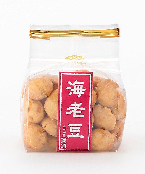 <豆源> 海老豆(和菓子)【三越・伊勢丹/公式】