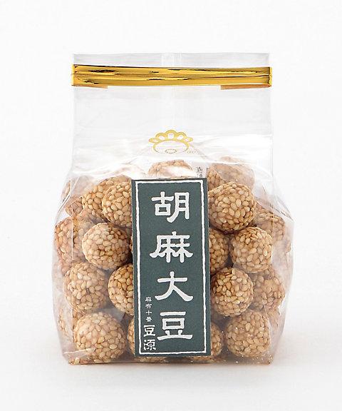 <豆源> 白胡麻大豆(和菓子)【三越・伊勢丹/公式】