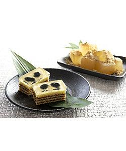 まめや金澤萬久/マメヤカナザワバンキュウ 石川/わらび餅のバウム・黒豆
