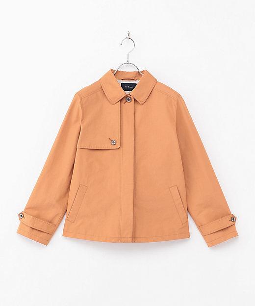 <NEWYORKER L/ニューヨーカーL> 大きいサイズ ジャケット オレンジ(20)【三越伊勢丹/公式】