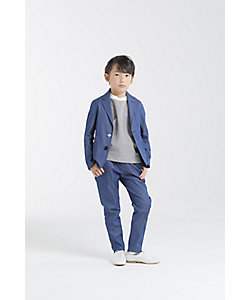 ARCH&LINE(Baby&Kids)/アーチアンドライン ジャケット INDIGO BASIC JACKET