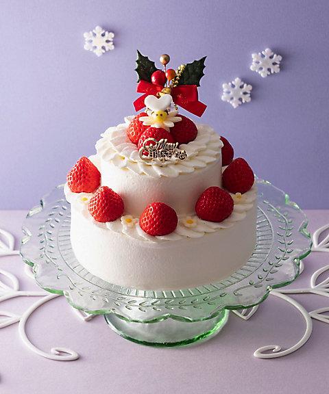 <パティスリーQBG>クリスマスはちみつショート 【三越・伊勢丹/公式】