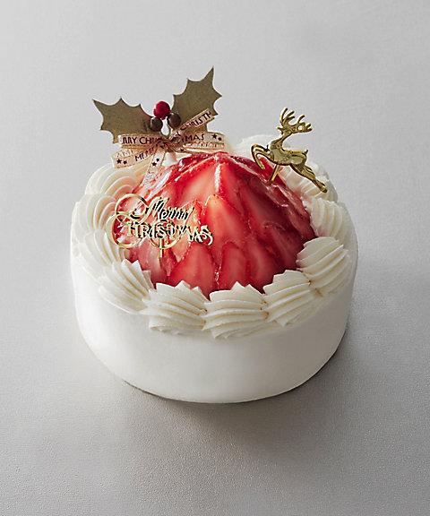 <レ・サンス>プレミアム苺ケーキ 【三越・伊勢丹/公式】