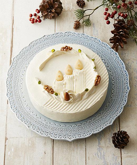 <銀座ウエスト> N465バタークリームクリスマスケーキ【三越伊勢丹/公式】