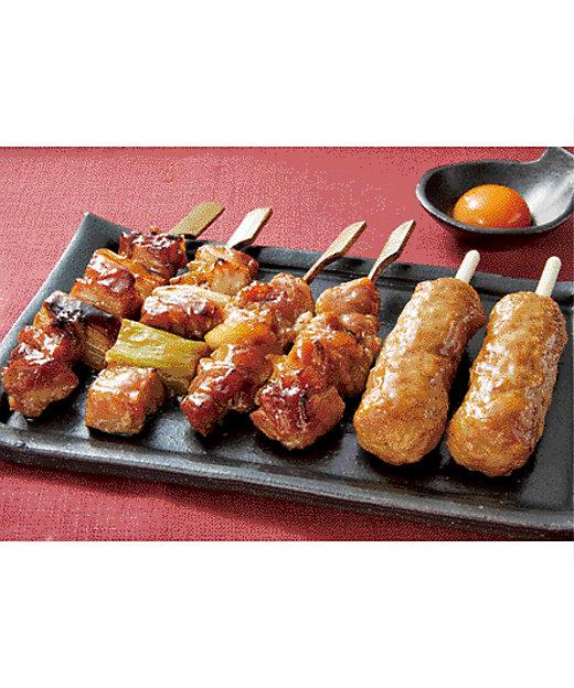 16065 阿波尾鶏の焼き鳥串3種セット 3袋【三越伊勢丹/公式】