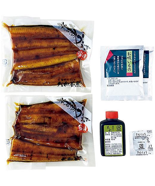 【お歳暮】【送料無料】<浜松市・大和養魚> 浜名湖うなぎ蒲焼【三越伊勢丹/公式】