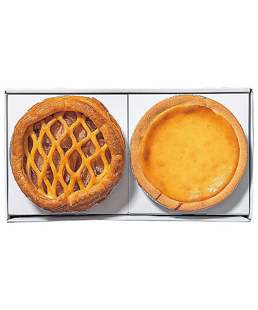 【お歳暮】【送料無料】<札幌グランドホテル> アップルパイ・ベイクドチーズケーキ詰合せ(和菓子)【三越伊勢丹/公式】