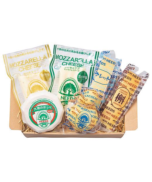【お歳暮】【送料無料】<NEEDS> チーズセット【三越伊勢丹/公式】