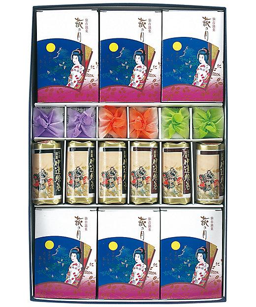 【お歳暮】菓匠三全 銘菓撰「紺」(和菓子)【三越伊勢丹/公式】