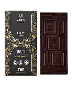 AURO CHOCOLATE/オーロチョコレート SDC001 100% ダークチョコレートサロイ