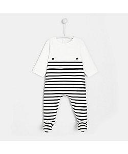 JACADI(Baby&Kids)/ジャカディ ロンパース(2023762)