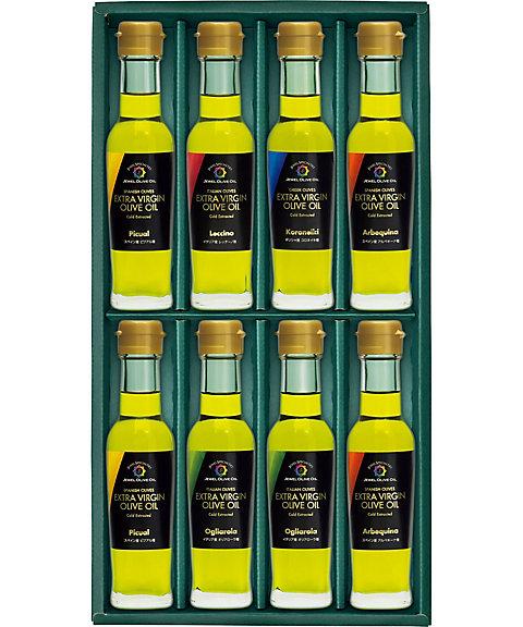 【送料無料】<ジュエルオリーブオイル> 単一品種エキストラバージンオリーブオイル5種セット【三越・伊勢丹/公式】