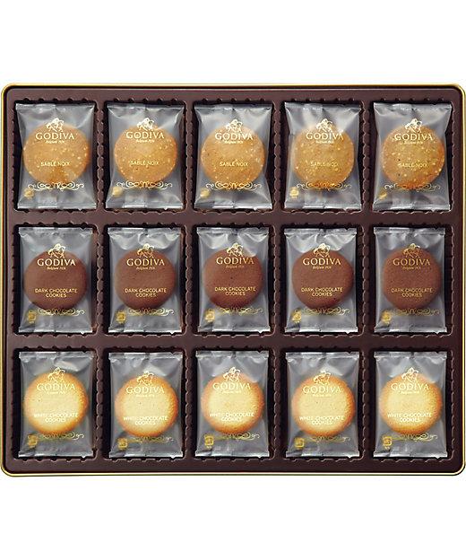 【送料無料】ダーク&ホワイトクッキーアソートメント(洋菓子)【三越伊勢丹/公式】