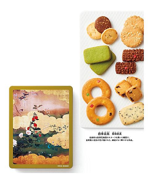 <泉屋> 東京国立博物館 限定ギフトオリジナルクッキーズ(洋菓子)【三越・伊勢丹/公式】