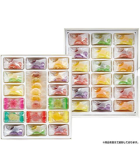 【送料無料】<彩果の宝石> フルーツゼリーコレクション(洋菓子)【三越・伊勢丹/公式】