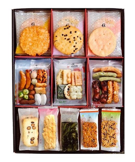 <萩月/シュウゲツ> 祇園セット(42袋入)(和菓子)【三越伊勢丹/公式】