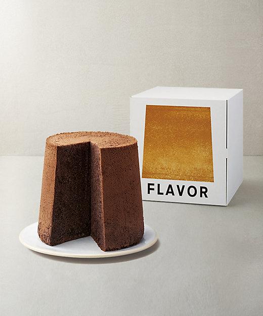 <FLAVOR/フレイバー> チョコレートシフォンケーキ ミドルサイズ(洋菓子)【三越伊勢丹/公式】