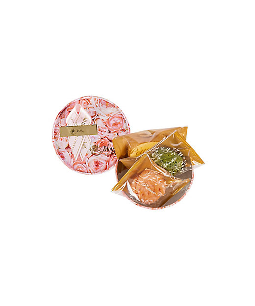 <メゾン・ド・モンシェール/メゾン・ド・モンシェール> バラのフィナンシェ&プティロールセットSS(洋菓子)【三越伊勢丹/公式】