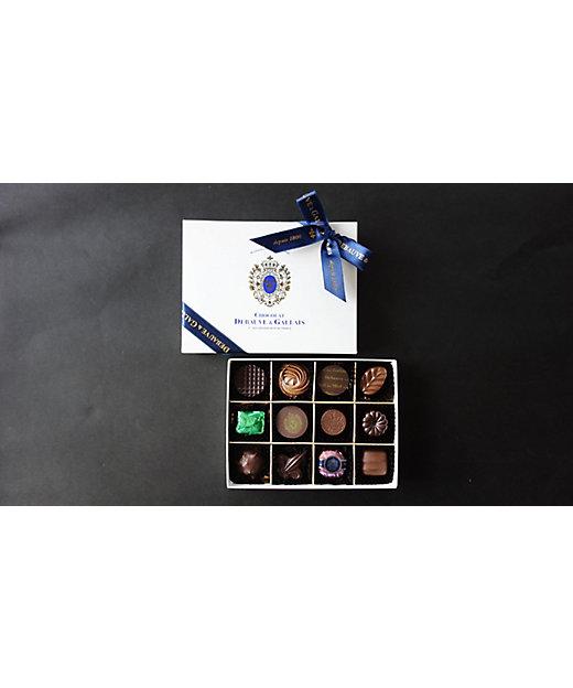 <ドゥボーヴ・エ・ガレ/ドゥボーヴ・エ・ガレ>【チョコレート】ボンボンショコラ (12個入り)(洋菓子)【三越伊勢丹/公式】