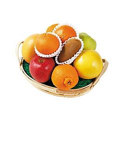 MI FOODSTYLE(野菜・フルーツ)/エムアイフードスタイル(野菜・フルーツ) ISETAN FRUITS 季節のフルーツ詰め合わせ(籠盛)