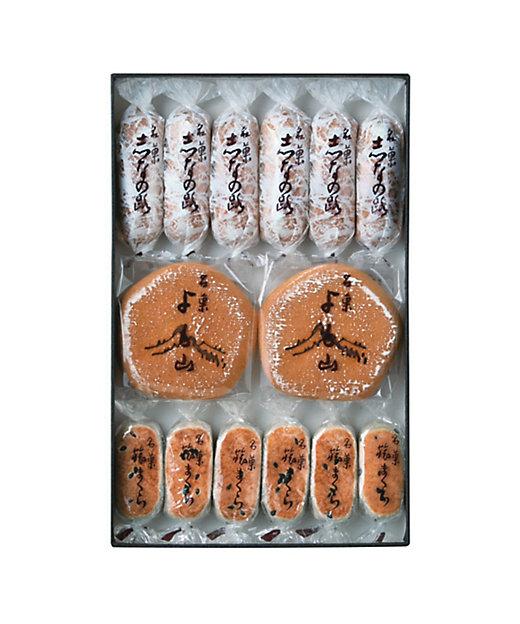 <両口屋是清/リョウグチヤコレキヨ> 銘菓詰合せ [M-10](和菓子)【三越伊勢丹/公式】