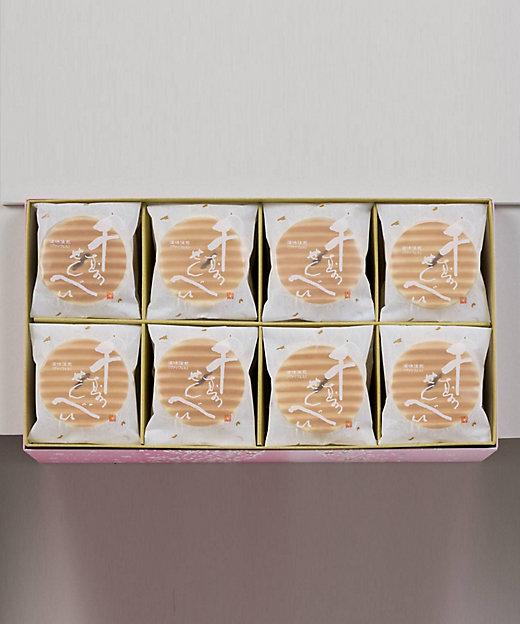 <京菓子處 鼓月/キョウガシドコロ コゲツ> 千寿せんべい 40枚入(和菓子)【三越伊勢丹/公式】