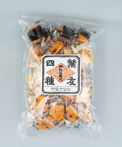 <がんこ職人/ガンコショクニン> 繁友四種(和菓子)【三越伊勢丹/公式】