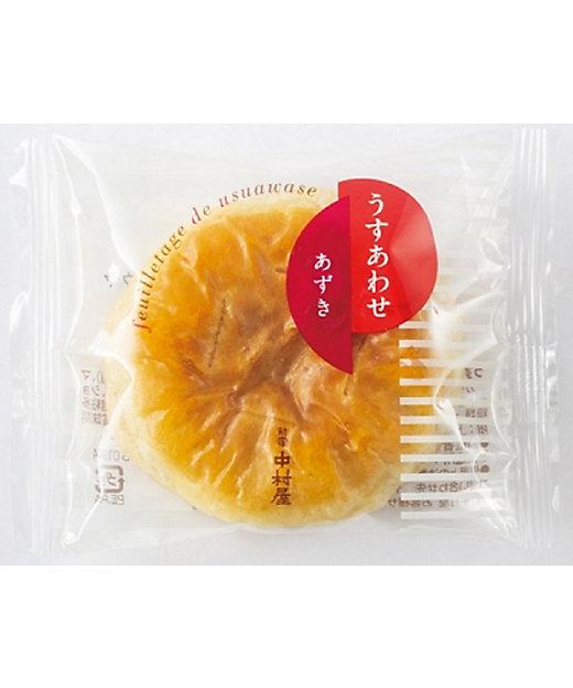 <新宿中村屋/シンジュクナカムラヤ> うすあわせ 小豆(和菓子)【三越伊勢丹/公式】