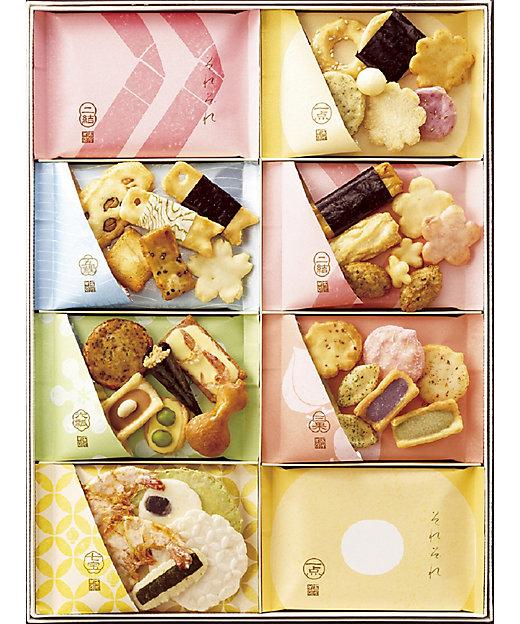 <銀座あけぼの/ギンザアケボノ> それぞれ 6種24袋入(和菓子)【三越伊勢丹/公式】