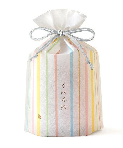 <銀座あけぼの/ギンザアケボノ> それぞれ 巾着 6種6袋入(和菓子)【三越伊勢丹/公式】