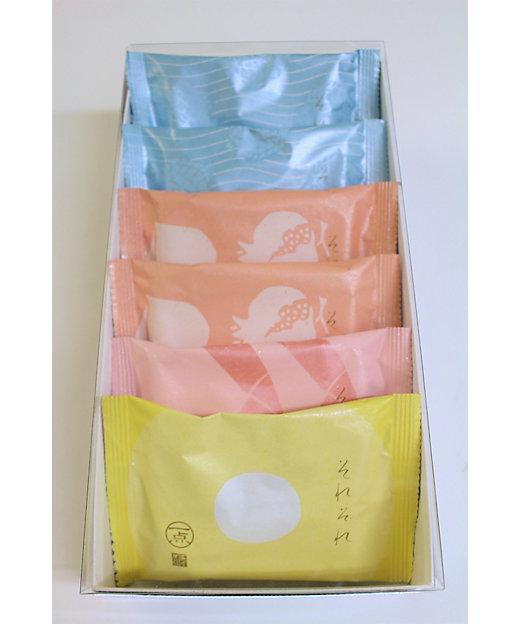 <銀座あけぼの/ギンザアケボノ> それぞれ 4種6袋入(和菓子)【三越伊勢丹/公式】