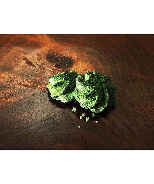 <日本茶菓SANOAH/ニホンチャカサノア> 極濃日本茶クッキー茶花子 宇治抹茶 -雅の白-(和菓子)【三越伊勢丹/公式】