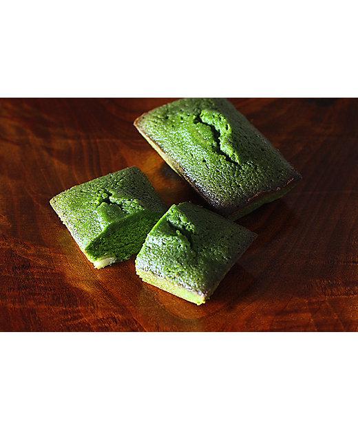 <日本茶菓SANOAH/ニホンチャカサノア> お点前抹茶フィナンシェ十点 3個入(和菓子)【三越伊勢丹/公式】