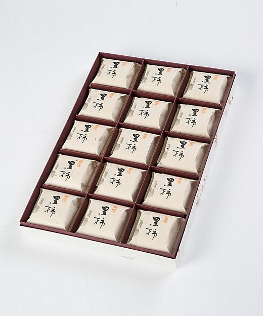 <京菓子處 鼓月/キョウガシドコロ コゲツ> 黒柿15個入(和菓子)【三越伊勢丹/公式】