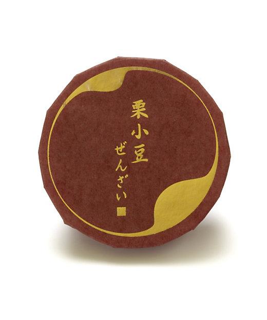 <銀座あけぼの/ギンザアケボノ> 栗小豆ぜんざい(和菓子)【三越伊勢丹/公式】