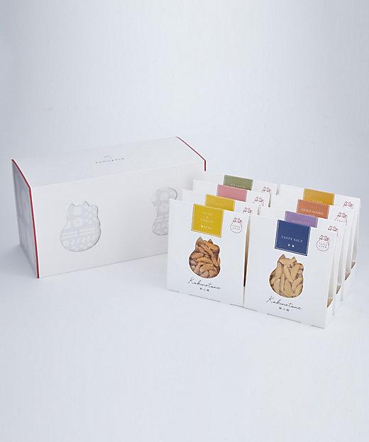 <tamayose/タマヨセ> 柿の種8個入詰合せ(和菓子)【三越伊勢丹/公式】
