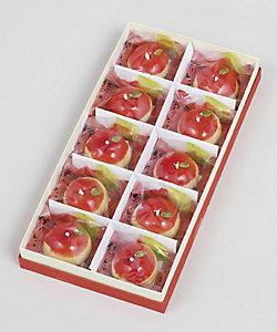 京菓子處 鼓月/キョウガシドコロ コゲツ 紅りんご 10個入