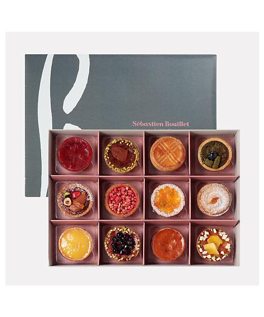 <Sebastien Bouillet/セバスチャン・ブイエ> タルトレット12コ(洋菓子)【三越伊勢丹/公式】