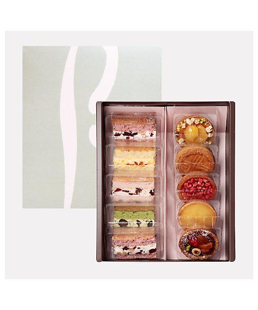 <Sebastien Bouillet/セバスチャン・ブイエ> サンド・タルトアソート(洋菓子)【三越伊勢丹/公式】