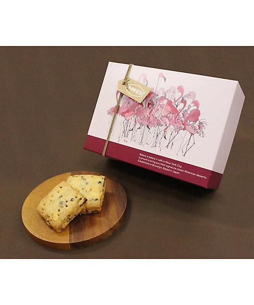 <BAKED/ベイクド> クランベリーショートブレッド(洋菓子)【三越伊勢丹/公式】
