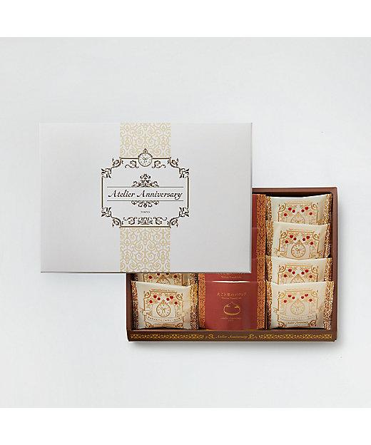 <L'OLIOLI 365 by Aniversary/ロリオリ365バイアニバーサリー> キャラメルりんごのティーケーキ&丸ごと栗のパウンドケーキ 12個入り(洋菓子)【三越伊勢丹/公式】