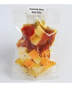燻製BALPAL PLUS/クンセイバルパル プラス 3種のナチュラルチーズ&生ハム