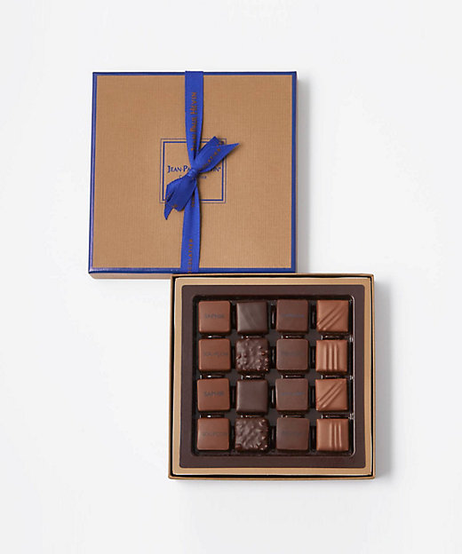 <JEAN-PAUL HEVIN/ジャン=ポール・エヴァン>【チョコレート】ボンボン ショコラ 16個(洋菓子)【三越伊勢丹/公式】