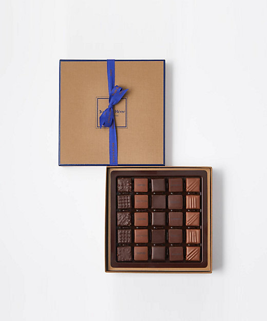<JEAN-PAUL HEVIN/ジャン=ポール・エヴァン>【チョコレート】ボンボン ショコラ 25個(洋菓子)【三越伊勢丹/公式】