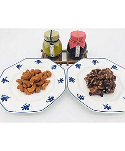 中國菜 老四川 飄香/チュウゴクサイ ラオシセン ピャオシャン 2種の香り油と2種のナッツのギフトセット