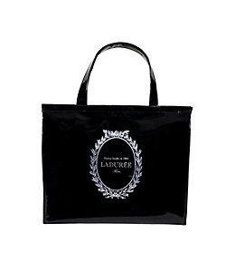 LADUREE/ラデュレ ロゴ入り保冷バッグLサイズ