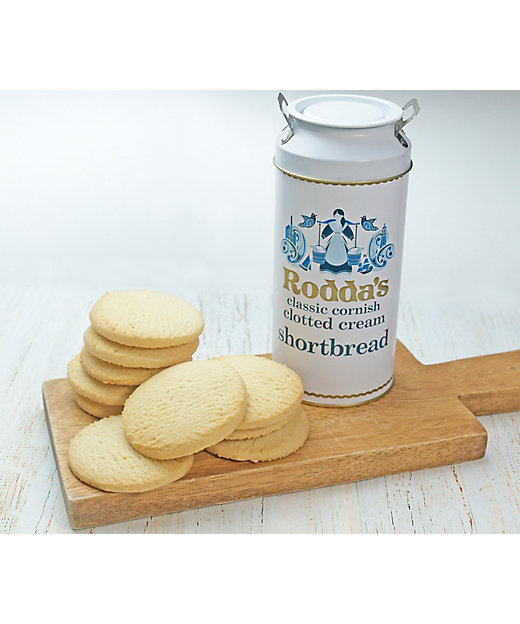 <Rodda's/ロダス>【クッキー】クロテッドクリームショートブレッド ミルク缶(洋菓子)【三越伊勢丹/公式】