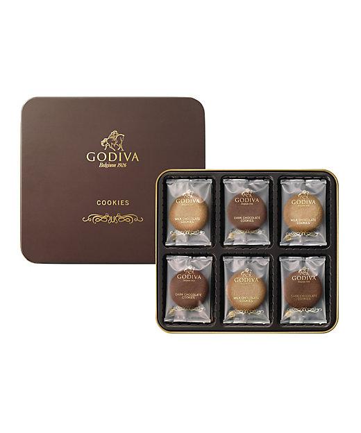 <GODIVA/ゴディバ>【クッキー】クッキーアソートメント18枚入(GDC-202)(洋菓子)【三越伊勢丹/公式】